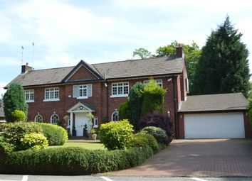 Thumbnail 4 bed detached house for sale in Ringley Road, Whitefield, Manchester
