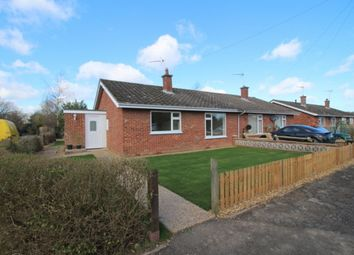 Thumbnail 2 bedroom semi-detached bungalow for sale in Addison Close, Coltishall, Norwich