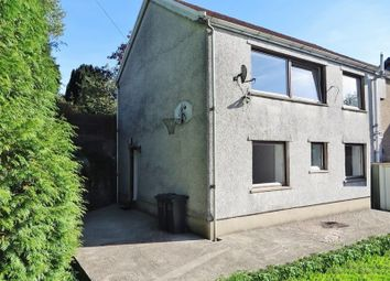 Thumbnail 3 bed semi-detached house for sale in Well Street, Brynmawr, Ebbw Vale