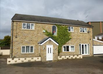 Thumbnail 4 bed detached house for sale in Yard Number Four, Heckmondwike