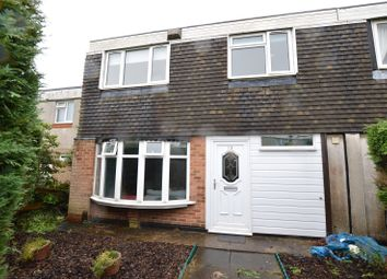 Thumbnail 3 bed terraced house for sale in Red Hall Chase, Leeds, West Yorkshire