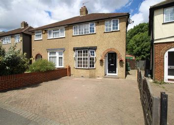 3 bed semi-detached house for sale in Dickens Avenue, Uxbridge, Middlesex UB8