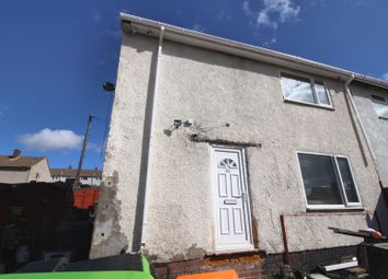 3 bed terraced house for sale in Springfield Crescent, Bolsover, Chesterfield, Derbyshire S44