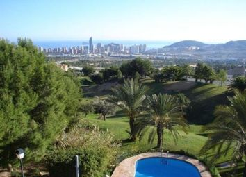 Thumbnail 2 bed town house for sale in Spain, Valencia, Alicante, Finestrat