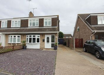 Thumbnail 3 bed semi-detached house for sale in Maple Avenue, Heybridge, Maldon, Essex