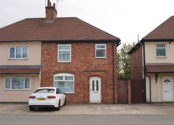 Thumbnail 3 bed semi-detached house for sale in Wellington Street, Burton-On-Trent, Staffordshire