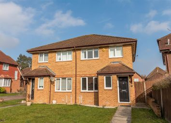 Thumbnail 3 bedroom semi-detached house for sale in Hubbard Close, Twyford, Reading