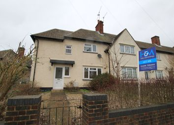 Thumbnail 2 bed end terrace house to rent in Walkern Road, Stevenage