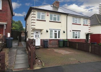 Thumbnail 3 bed semi-detached house for sale in Wallace Road, Oldbury