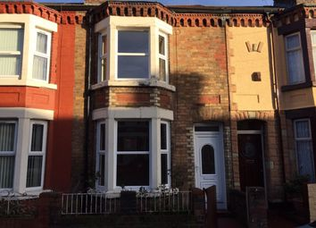 Thumbnail Room to rent in Gloucester Road, Anfield, Liverpool