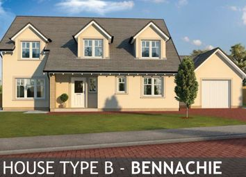Thumbnail 4 bed detached house for sale in Plot 11, Marlefield Grove, Tibbermore