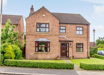 4 bed detached house for sale in Somerset Pastures, North End, Raskelf, York YO61