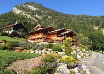 Thumbnail 6 bed chalet for sale in Chevenoz, Abondance, Thonon-Les-Bains, Haute-Savoie, Rhône-Alpes, France