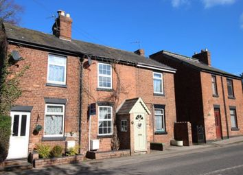 Thumbnail 2 bed terraced house for sale in Knutsford Road, Holmes Chapel, Crewe