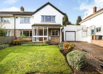 Thumbnail 4 bed semi-detached house for sale in Westminster Way, Oxford, Oxfordshire