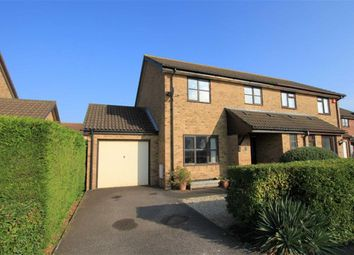 Thumbnail 3 bed semi-detached house for sale in Primrose Way, Highcliffe, Christchurch, Dorset