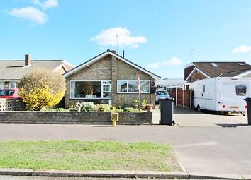 Thumbnail 2 bed detached bungalow for sale in Seafield Road North, Caister-On-Sea