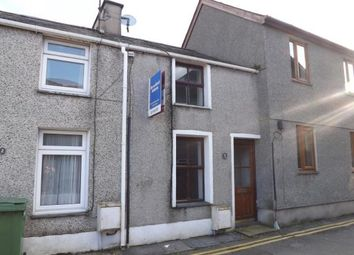 Thumbnail 2 bed terraced house for sale in Chandlers Place, Porthmadog, Gwynedd