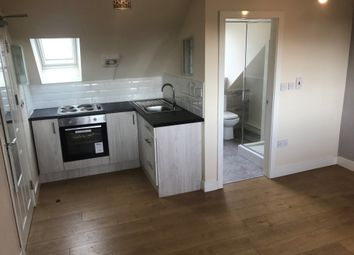 Thumbnail Studio to rent in Flat 3, 64 Newcastle Avenue, Worksop
