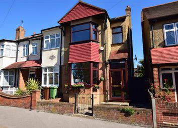 Thumbnail 3 bed terraced house for sale in Bennett Road, Romford, Essex