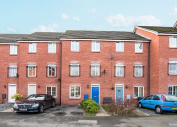 Thumbnail 4 bed terraced house for sale in Merevale Road, Atherstone