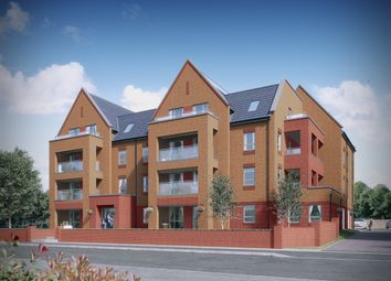 "Thumbnail 3 bed flat for sale in ""Northlands House"" at Hulse Road, Shirley, Southampton"