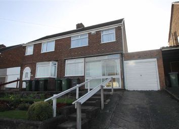 Thumbnail 3 bedroom semi-detached house for sale in Ashtree Road, Tividale