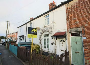 Thumbnail 2 bed terraced house to rent in Albany Road, Andover, Hampshire
