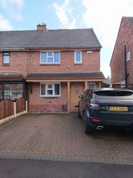 Thumbnail 2 bed property to rent in Pershore Road, Walsall, West Midlands