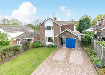 Thumbnail 4 bed detached house for sale in Marlpit Road, Sharpthorne, West Sussex