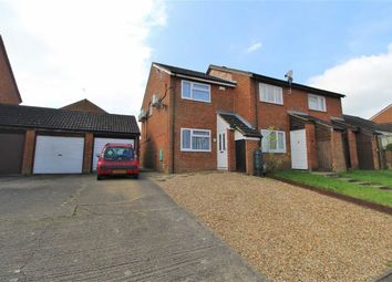 Thumbnail 2 bedroom end terrace house for sale in Downland, Two Mile Ash, Milton Keynes