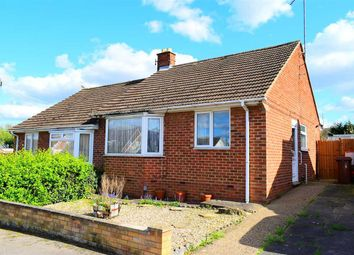 Thumbnail 2 bed semi-detached house for sale in James Road, Wellingborough