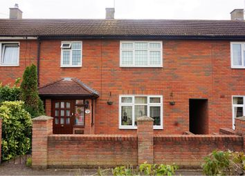 Thumbnail 4 bed terraced house for sale in Hind Close, Chigwell