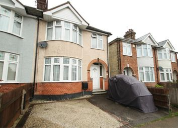 Thumbnail 3 bedroom semi-detached house for sale in Pretyman Road, Ipswich, Suffolk