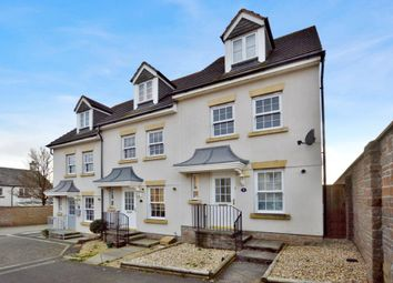 Thumbnail 3 bedroom end terrace house to rent in Paddock Close, Pillmere, Saltash, Cornwall
