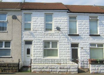 Thumbnail 2 bed terraced house to rent in Dol-Y-Felin Street, Caerphilly