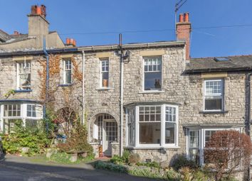 Thumbnail 3 bed terraced house for sale in Fernleigh Avenue, Grange-Over-Sands