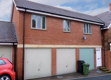 Thumbnail 1 bed flat to rent in Campbell Road, Hereford