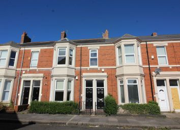 Thumbnail 3 bedroom flat to rent in Lonsdale Terrace, Jesmond, Newcastle Upon Tyne