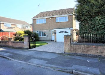 Thumbnail 4 bed detached house for sale in Sandgate Road, Mansfield