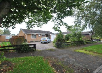 Thumbnail 3 bed detached bungalow for sale in Priory Way, Hartford, Northwich