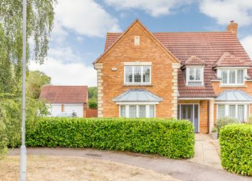 Thumbnail 5 bed detached house for sale in Cotswolds Way, Buckingham