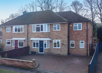 Thumbnail 4 bed semi-detached house for sale in Thornton Crescent, Wendover, Aylesbury