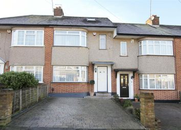 Thumbnail 3 bed terraced house for sale in Bideford Road, Ruislip Manor, Ruislip