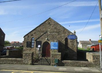 Thumbnail Commercial property for sale in Bradley Cottages Methodist Church, Bradley Cottages, Leadgate, County Durham