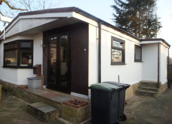 Thumbnail 2 bed mobile/park home for sale in The Owl, Lippitts Hill, Loughton