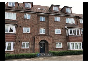 Thumbnail 2 bed flat to rent in Lindsell Avenue, Letchworth