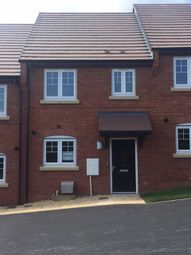 Thumbnail 2 bed town house to rent in Tulip Walk, Gnosall, Stafford