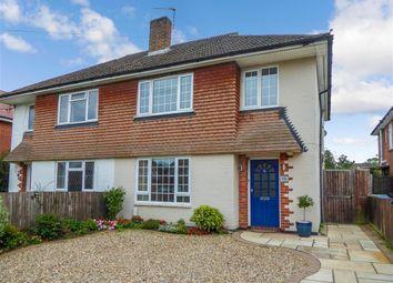 Sole Farm Avenue, Bookham, Leatherhead, Surrey KT23. 3 bed semi-detached house
