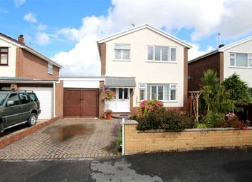 Thumbnail 3 bed link-detached house for sale in High Park, Gwernaffield, Flintshire